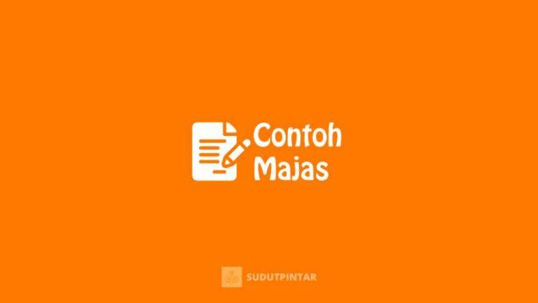 Contoh Majas