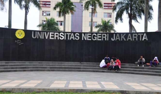 Jurusan dan Fakultas Di UNJ