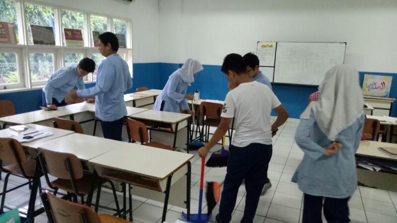Contoh Teks Prosedur Kompleks Tentang Lingkungan Sekolah