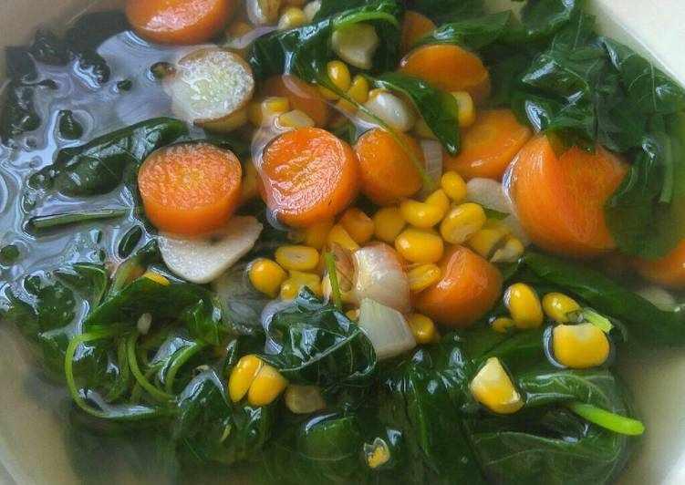Contoh Teks Prosedur Membuat Makanan Sederhana