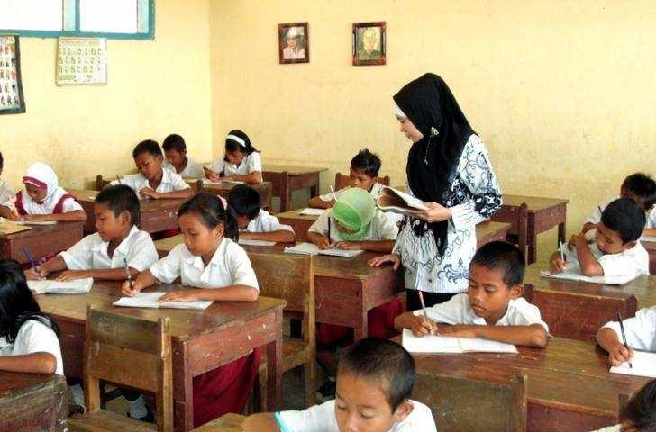 Puisi Anak SD Tentang Guru